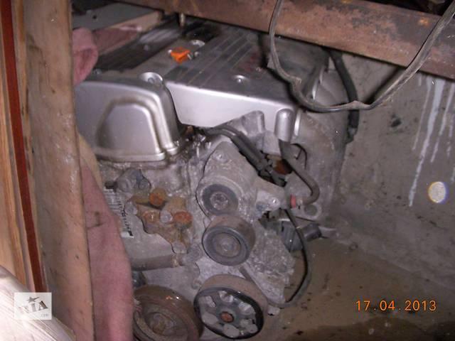 продам Б/у двигатель для легкового авто Honda Accord бу в Одессе