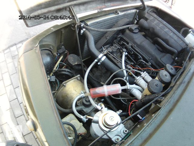 бу Б/у двигатель для легкового авто ЛуАЗ в Изюме