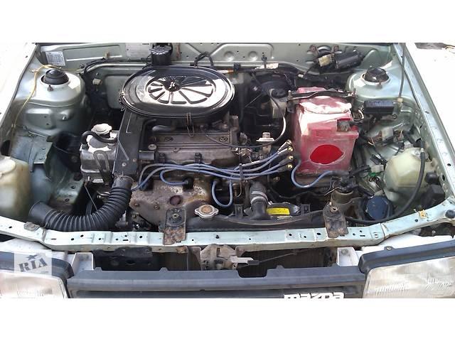 Б/у двигатель для легкового авто Mazda 323  1.3- объявление о продаже  в Чопе