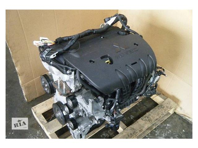 бу Б/у двигатель для легкового авто Mitsubishi Outlander 2.4 в Ужгороде