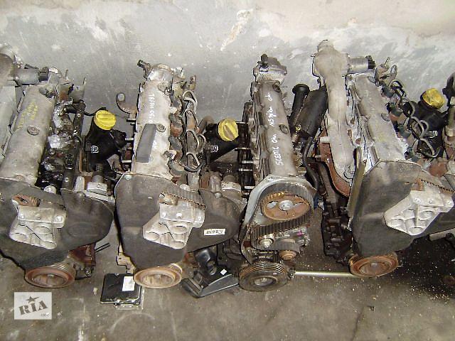 купить бу Б/у двигатель для легкового авто Opel Vivaro 2002-15 1.9 2.0 2.5 cdti в Луцке