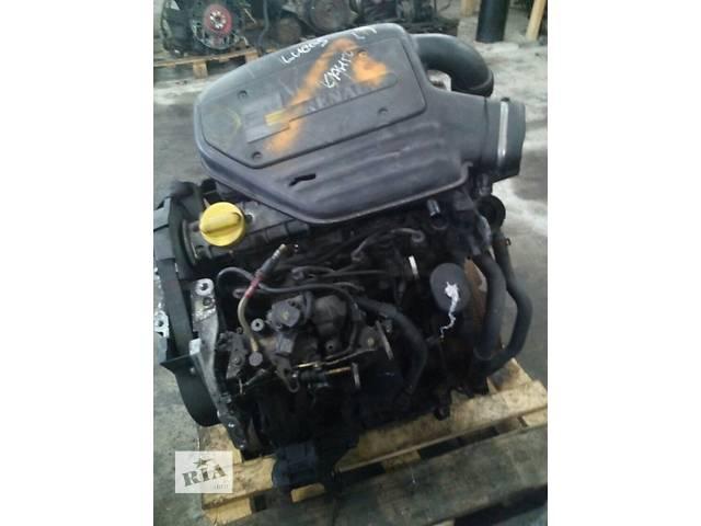продам Б/у двигатель для легкового авто Renault Kangoo 1.9 F8Q бу в Одессе