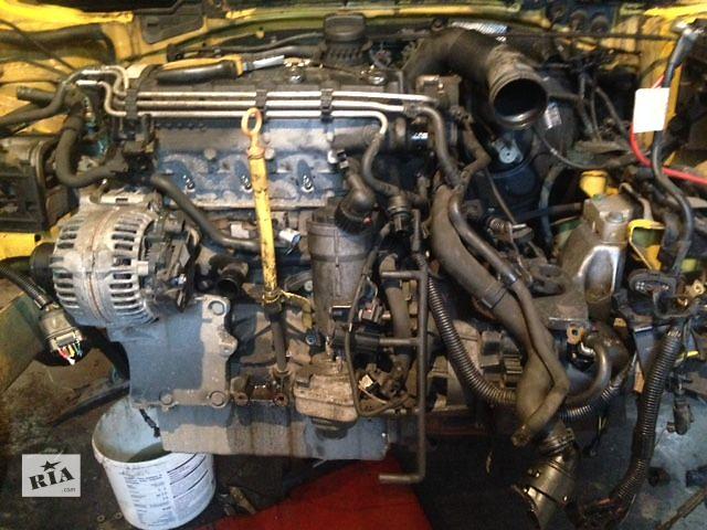 продам Б/у двигатель Volkswagen Caddy 2.0sdi 2005гв, с форсунками и топливной бу в Киеве