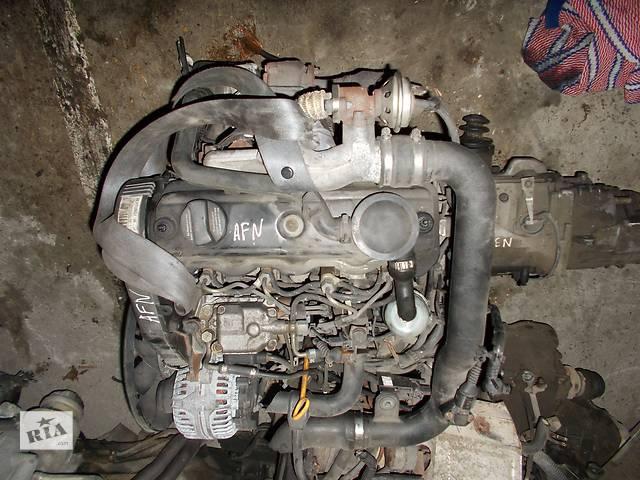 бу Б/у Двигатель Volkswagen Polo 1,9tdi № AFN в Стрые