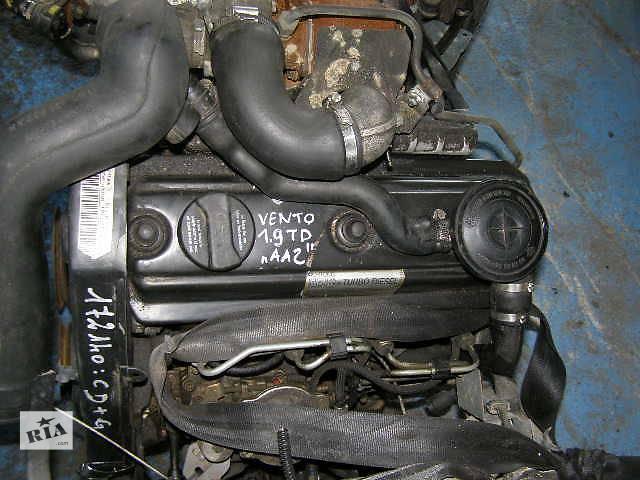 купить бу Б/у двигатель для легкового авто Volkswagen T4 (Transporter) 1,9тд в Луцке