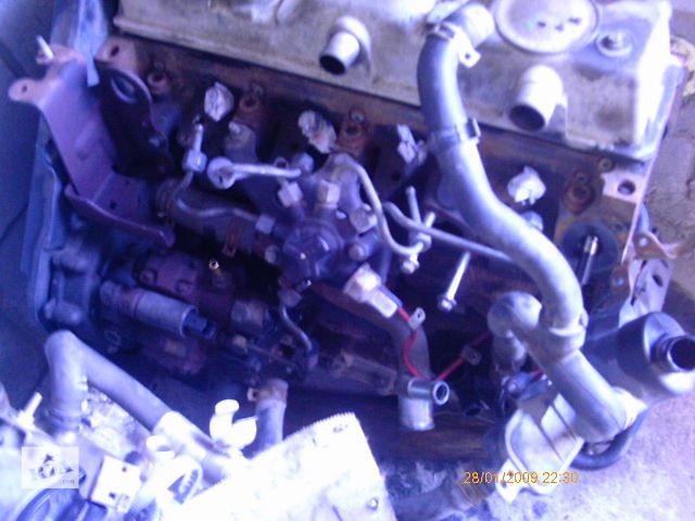 бу Б/у двигатель для минивена Ford Transit Connect 2008 в Ровно