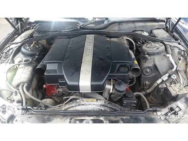 продам Б/у двигатель для седана Mercedes S 500 бу в Ужгороде