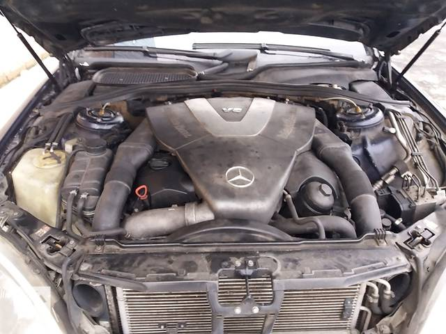 купить бу Б/у двигатель для седана Mercedes S-Class в Луцке