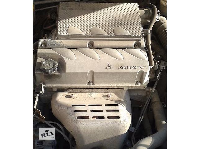 купить бу Б/у двигатель для седана Mitsubishi Galant 2008 в Харькове
