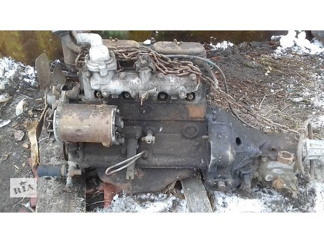 Б/у двигатель для седана Москвич 407- объявление о продаже  в Киеве