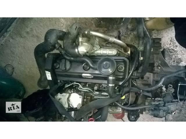 Б/у двигатель для седана Volkswagen Passat B3- объявление о продаже  в Львове