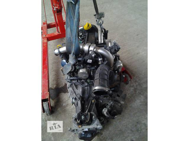 продам б/у Двигатель Двигун 1,5dci Рено Канго Кенго Renault Kangoo DCI пасс. груз. Евро 4,5 бу в Луцке