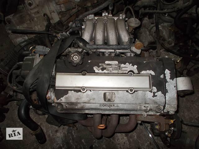купить бу Б/у Двигатель Hondа Civic 1,8VTI VTEC № B18C4 1996-2001 в Стрые