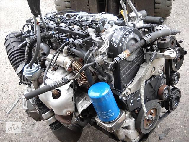 купить бу Б/у двигатель Kia Sportage в Киеве
