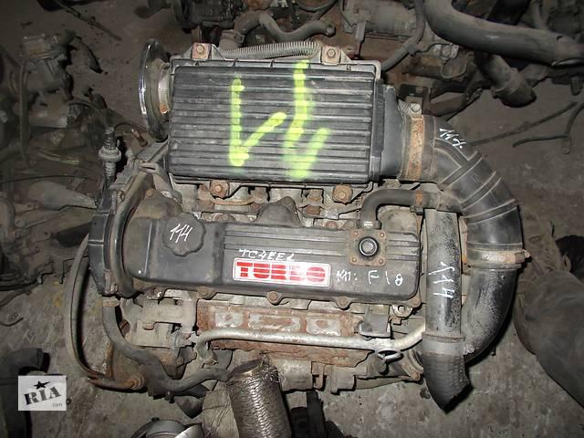 купить бу Б/у Двигатель Mazda 323 1,7td isuzu в Стрые