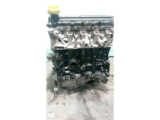 бу Б/у Двигатель, мотор без навесного Евро 3. Renault Clio 2001-2006. 1.5 dci. Delphi. K9K 802, K9K 804, K9K 806, K9K 840. в Луцке
