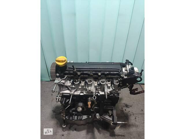 Б/у Двигатель, мотор без навесного Евро 4. Delphi. Пробег 137000. Renault Megane II, III 1997-2007. 1.5 dci.- объявление о продаже  в Луцке