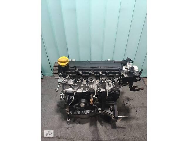 бу Б/у Двигатель, мотор без навесного Евро 4. Delphi. Renault Kangoo 1997-2007. 1.5 dci. Clio. Scenic. в Луцке