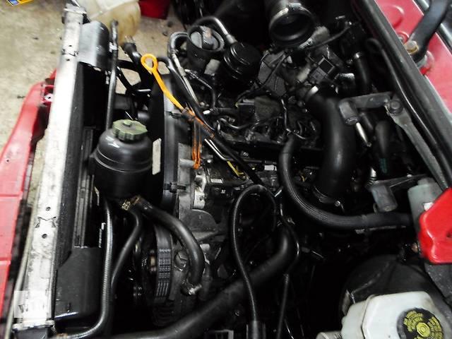 купить бу Б/у Двигатель Мотор Двигун Volkswagen Crafter Фольксваген Крафтер 2.5 TDI BJK/BJL/BJM (80кВт, 100кВт, 120кВт) 2006-2012 в Рожище