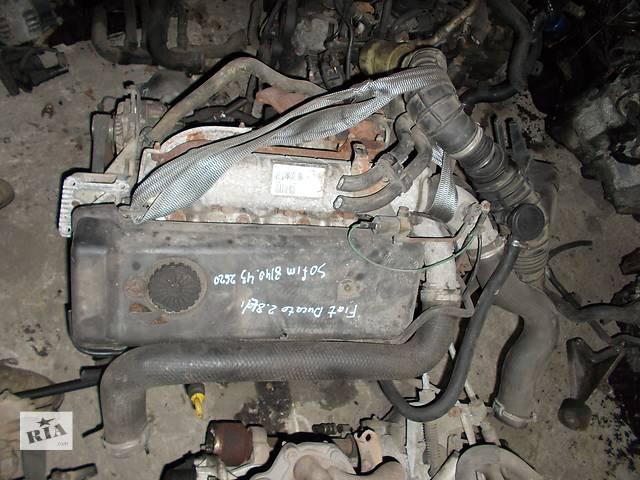 продам Б/у Двигатель Nissan Interstar 2,8TDI Sofim № 8140.43.2620 бу в Стрые