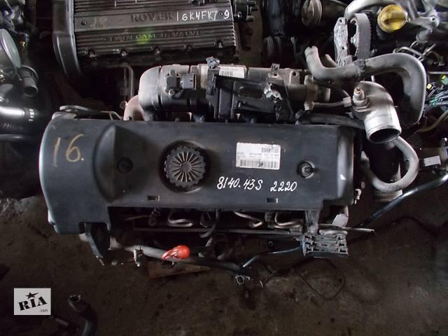 продам Б/у Двигатель Renault Master 2,8DCI № 8140.43s 2220 бу в Стрые