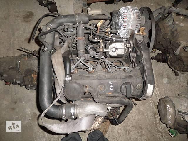 Б/у Двигатель Seat Cordoba 1,9tdi № AHU- объявление о продаже  в Стрые