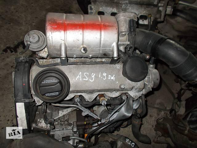 Б/у Двигатель Skoda Fabia 1.9 sdi № ASY 1999-2008- объявление о продаже  в Стрые