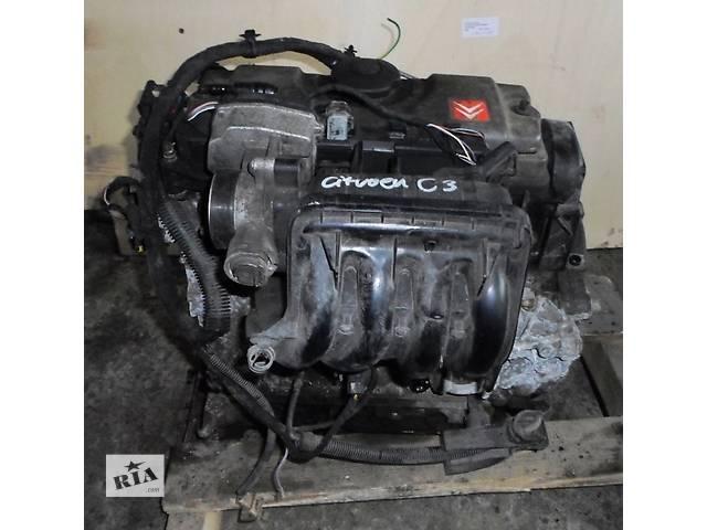бу Б/у Двигатель Ситроен С3 1,4л 70л.с. Citroen C3 1,4 HDi 2004 в Рожище