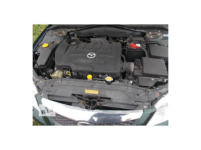 продам Б/у Двигатель в сборе Mazda 6 2.3 бу в Киеве