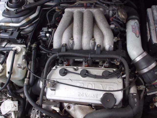 бу Б/у Двигатель в сборе Mitsubishi Pajero Wagon 4 3.0 6G72 в Киеве