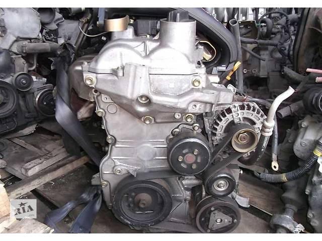 продам Б/у Двигатель в сборе Nissan TIIDA 1.6 бу в Киеве