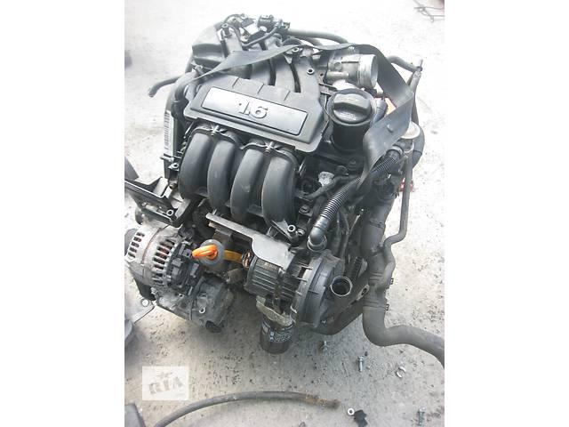продам Б/у двигатель Volkswagen Caddy 1.6 i бу в Ровно