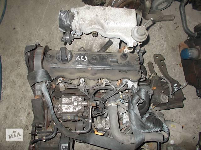 бу Б/у Двигатель Volkswagen Caddy 1.9 D SDI № AEY 1995-2004 в Стрые