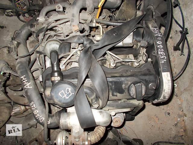 Б/у Двигатель Volkswagen Passat B5 1.9 tdi № AHH- объявление о продаже  в Стрые