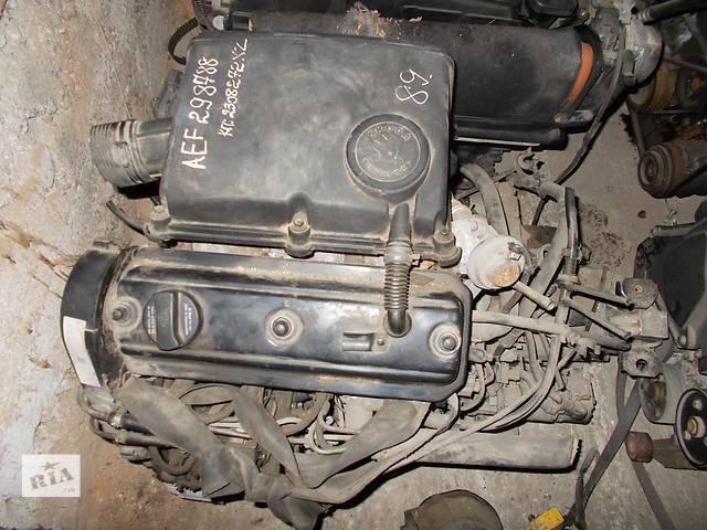 купить бу Б/у Двигатель Volkswagen Polo 1.9 D SDI № AEF 1994-2001 в Стрые
