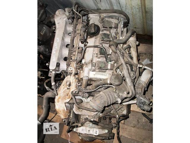 бу Б/у Двигатель1,9тди Фольксваген Пассат Б5, Ауди А6, А4, Шкода Суперб, 1,9л 96кВт 131л.с. AWX Volkswagen Passat B5 в Рожище