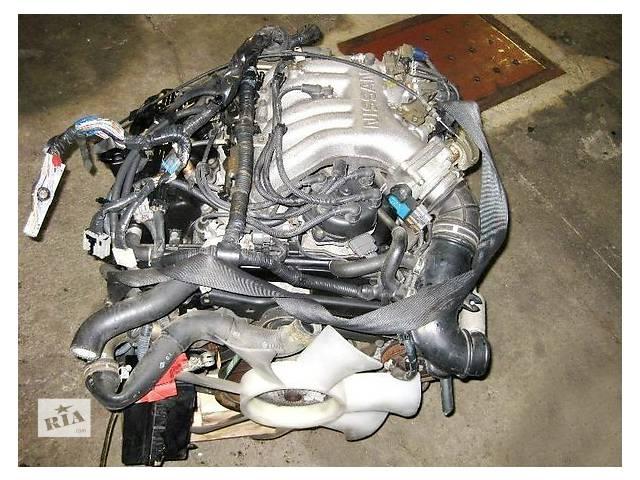 купить бу Б/у двигун для легкового авто Nissan Pathfinder 3.3 в Ужгороде