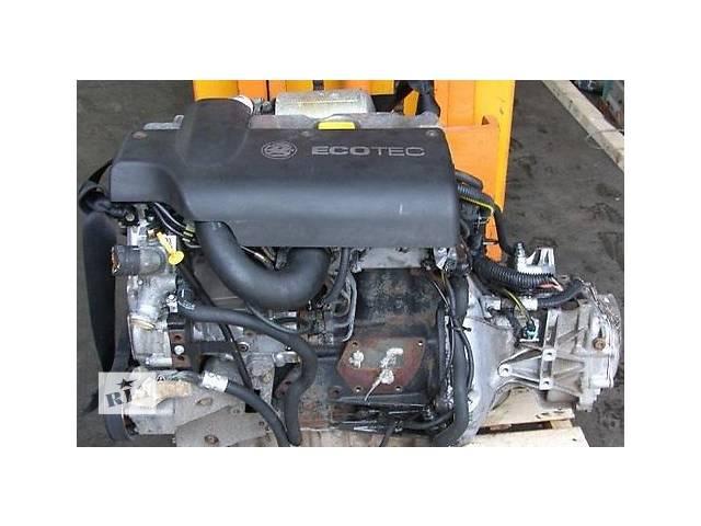 Б/у двигун для легкового авто Opel Vectra B 2.0- объявление о продаже  в Ужгороде
