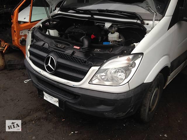 купить бу Б/у Двигун Двигатель Мотор 2,2 CDI Mercedes Sprinter W906 Мерседес Спринтер 315 Bi-Turbo Дельфин 2006-2012г.г. в Луцке