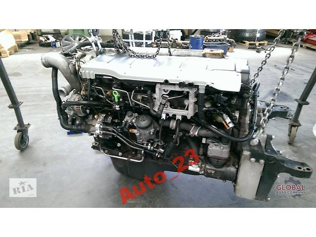 Б/у Двигун MAN  D2066LF** Euro 3 TGA TGX TGS D20 E3 2009р- объявление о продаже  в Львове