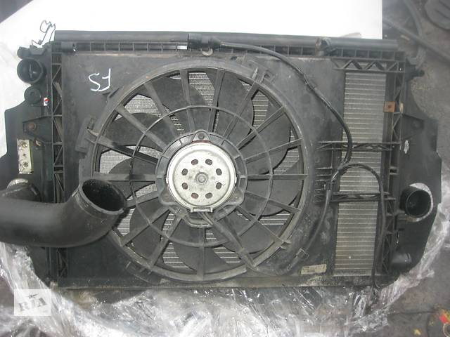 продам Б/у диффузор Peugeot Expert 2.0 2004-2006 бу в Ровно