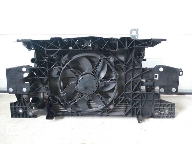 бу Б/у диффузор + радиаторы + окуляр для легкового авто Renault Megane III, Меган 3 в Калуше