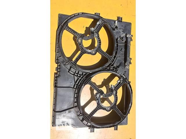 продам Б/у диффузор с вентиляторами Пежо Боксер Peugeot Boxer (250) 2,2 /2,3 2006- бу в Ровно