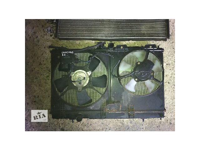 Б/у диффузор с вентилятором  Mitsubishi Lancer 2007- объявление о продаже  в Львове