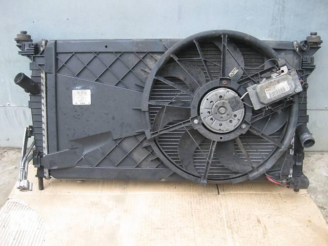 купить бу Б/у диффузор вентилятор радиатор для хэтчбека Mazda 3 в Львове