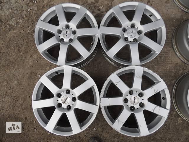 продам Б/у диск Autec R17 5x112 7.5 j et35 Skoda Octavia Superb A5 Audi A4 A6 VW Passat бу в Львове