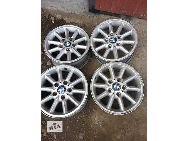 бу Б/у диск для легкового авто BMW R-15 5x120 в Коломые