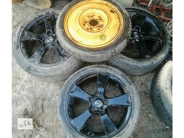 купить бу Б/у диск для легкового авто Mazda 3 в Харькове