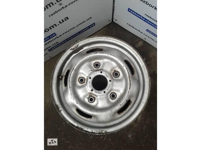 Б/у Диск колесный Форд Ford Tranzit R15 15 5-болтов- объявление о продаже  в Ровно