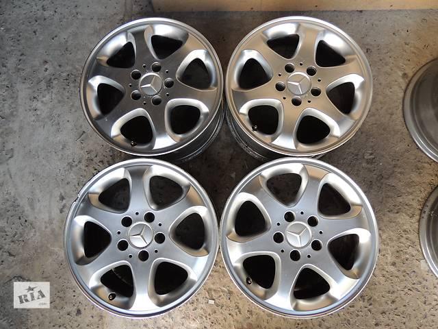 бу Б/у диск Mercedes R16 5x112 7,5j ET41 E W211 W210 W204 VITO ВИТО C Audi A4 A6 в Львове